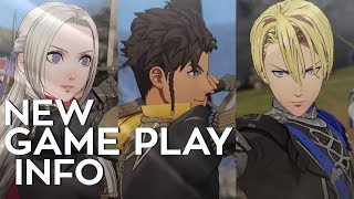 New Game Play Info for Fire Emblem Three Houses! Famitsu Features Fire Emblem Three Houses (4.25.19)