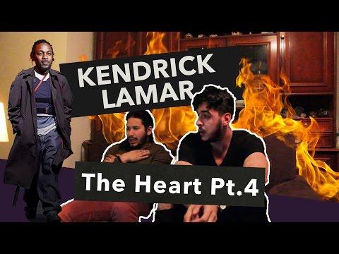 PREMIERE ECOUTE - Kendrick Lamar - The Heart Pt.4