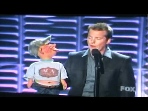 Jeff Dunham  And Bubba J At The American Country Music Awards video