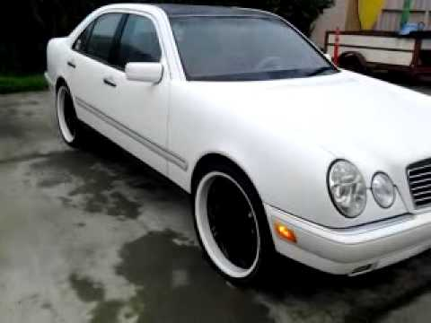 E320 Mercedes Benz 22 inch - YouTube