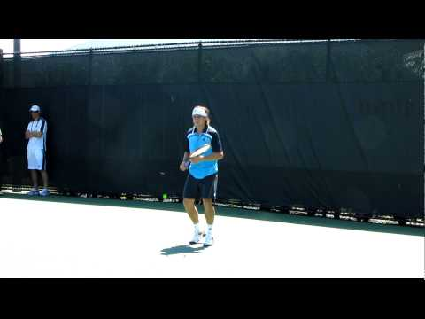 Sony Ericsson 2010 - David Ferrer HD