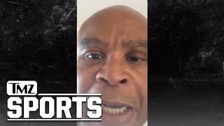 Bears Legend Mike Singletary: I Love Mitch Trubisky | TMZ Sports