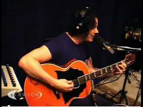 The Raconteurs- Top Yourself Live at KCRW