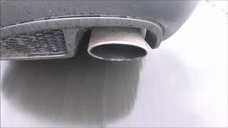 Audi RS4 Exhaust Sound