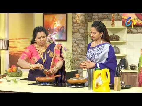Telugu Ruchi | 10th September 2018 | Full Episode | ETV Telugu