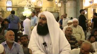 هَلُمّوا اسمعوا؛ من أعظم العلم الذي بيّنه الإمام صلاحُ الدين بن إبراهيم في المسجد الأقصا!