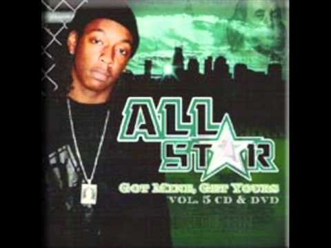 All-Star Cashville Prince feat. Boyz N Da Hood - Don't Put Ya Hands On Me Streetmix