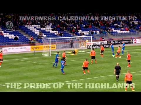 Inverness Caledonian Thistle : Home Goals 12/13 : Buy Your Season Ticket Now