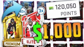 What Does $1000 in Madden 19 Packs Get You? You Might Actually Be Shocked..