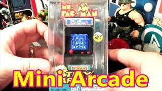 Ms. Pac-Man Tiny Arcade Review - The No Swear Gamer