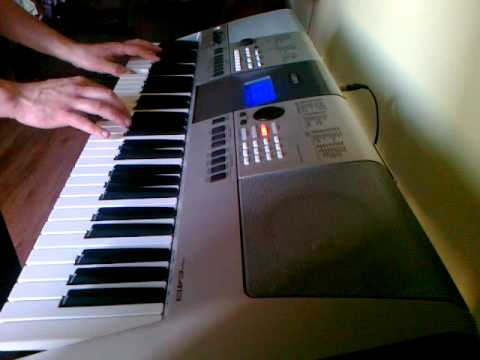Richard Marx - Hazard - Live Cover On Keyboard Yamaha video