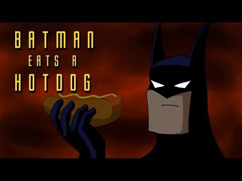 Batman Eats a Hotdog // El-Cid