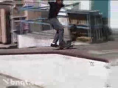Oxnard Loading Dock-Double Kickflip Video
