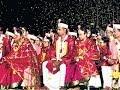 MLA Kshitij Thakur's Marriage, As Part Of A Samuh Vivah Of 1,016 Couples