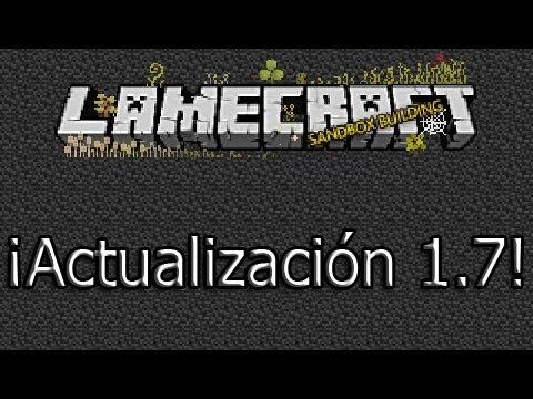 Lamecraft Minecraft en PSP 1.7