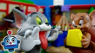 Tom and Jerry's Tricky Trap House