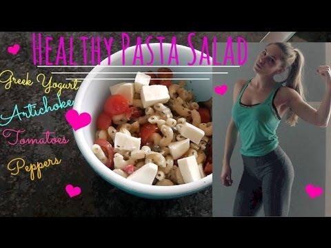 Health & Fitness: Healthy Pasta Salad | Healthy Lunch Idea