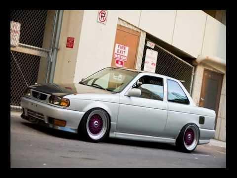 "Nissan Sentra ""B13"" Tribute - YouTube"