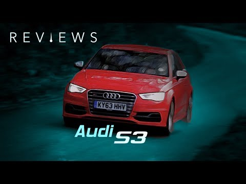 Audi's 300hp S3 Is A Rapid Hot Hatch With Stealth-Like Style
