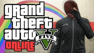 The Funniest Guy On GTA 5 EVER! (Not Really) - GTA 5 Online Lobbies