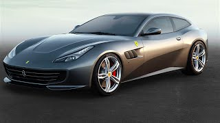 Ferrari GTC4Lusso New Ferrari FF 2017 World Premiere Commercial Full Length HD CARJAM TV HD