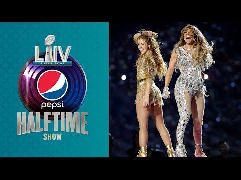 Shakira & J. Lo& 39;s Full Pepsi Super Bowl Liv Halftime Show