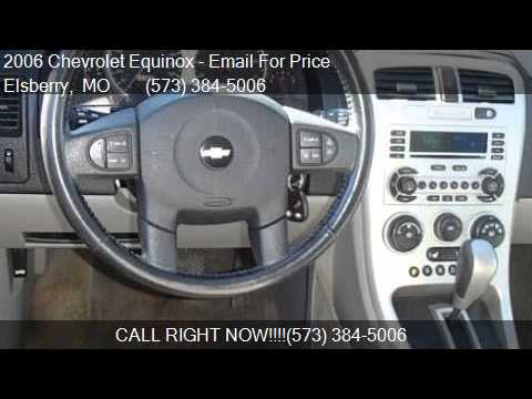 2006 Chevrolet Equinox LT AWD 4dr SUV for sale in Elsberry,