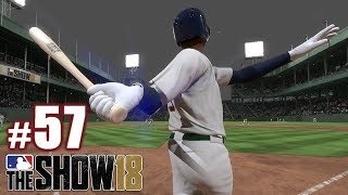 ANOTHER EXTRA INNING THRILLER! | MLB The Show 18 | Diamond Dynasty #57