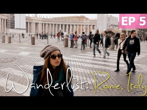 Visiting the Vatican | Wanderlust: Italy [EP 5]