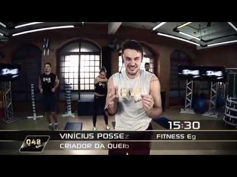 Emagreça Rápido Com Exercícios de 15 Minutos Vinícius Possebon Sistema Queima de 48 Horas