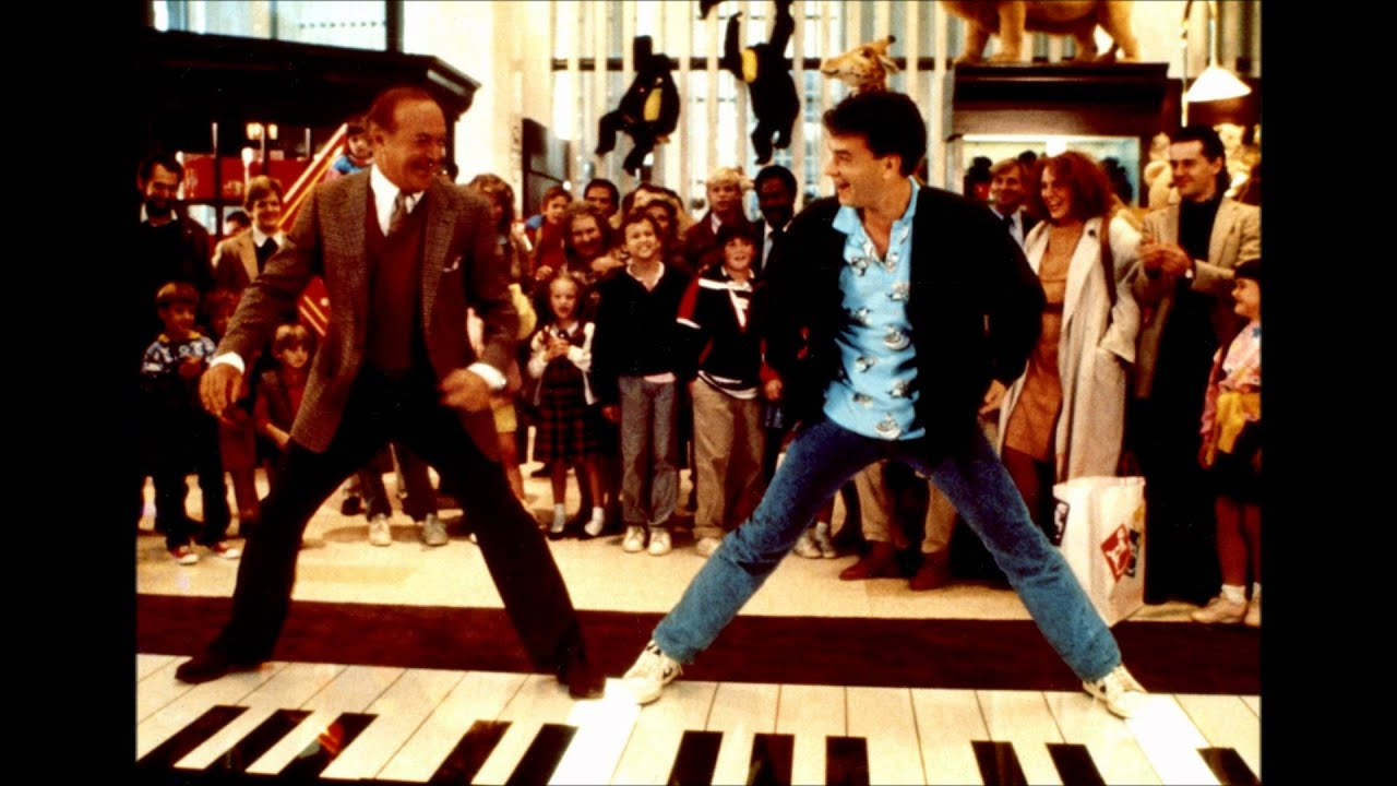 The iconic Big piano