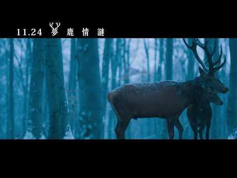《夢鹿情謎》 絕美版預告 | 11.24 靈肉交歡