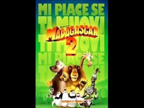 Canzone Madagascar 2 Di Will.i.am (moto Moto Vocina) video