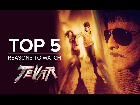 Top 5 Reasons To Watch Tevar | Arjun Kapoor, Sonakshi Sinha & Manoj Bajpayee