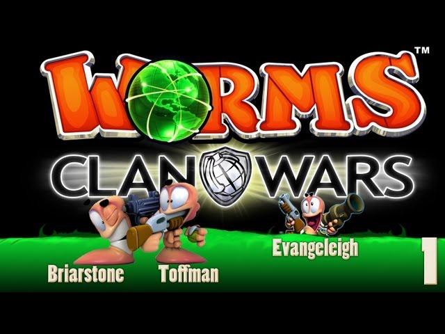 Руководство запуска: Worms Clan Wars по сети