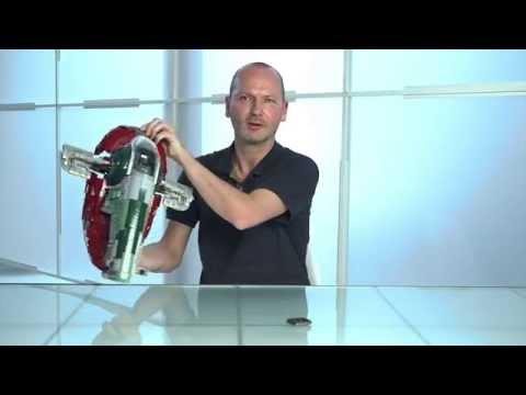 Slave I - LEGO Star Wars - 75060 - Designer Video