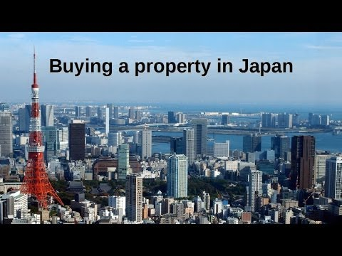 Buying a property in Japan