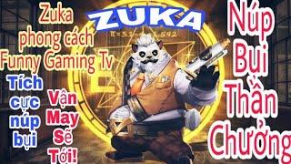 Điều gì sẽ xảy ra khi Zuka rơi vào tay Lâm Tặc Funny Gaming Tv! Zuka chơi như thế nào cho hiệu quả?
