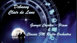 Debussy - Clair de Lune / Georgii Cherkin & the Classic FM Radio Orchestra