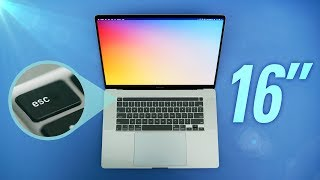 NEW 16-Inch MacBook Pro Unboxing + Hands-On! (2019)