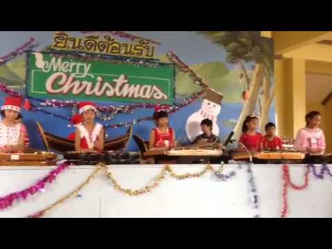 Merry Christmas at Chokchai School 2014