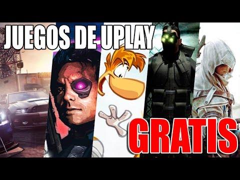 7 juegos Gratis de Ubisoft durante este fin de semana en Uplay