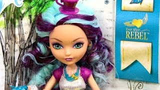 Madeline Hatter - Daughter of Mad Hatter / Córka Szalonego Kapelusznika - Ever After High - BBD43
