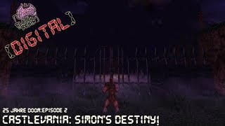 Blood 'n Brain Digital - 25 Jahre Doom - E2 - Castlevania: Simon's Destiny!