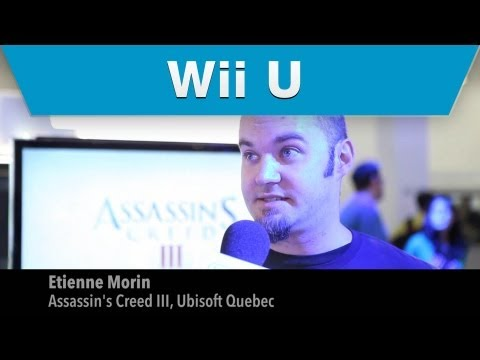 Wii U Preview – Assassin's Creed III Interview