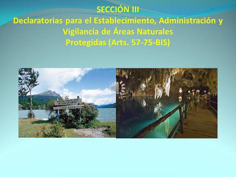 Ley general de equilibrio ecologico y la proteccion al ambiente parte 1