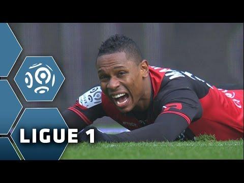 FC Nantes - EA Guingamp (1-0) - Highlights - (FCN - EAG) / 2014-15