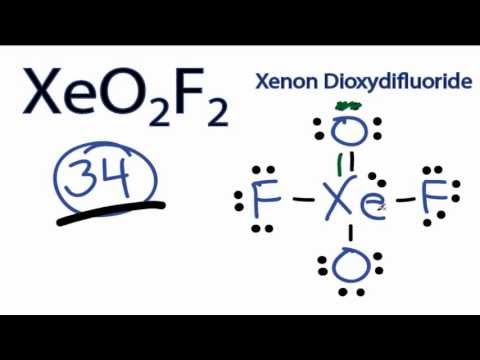 Xeo4 Lewis Structure The gallery for -->...
