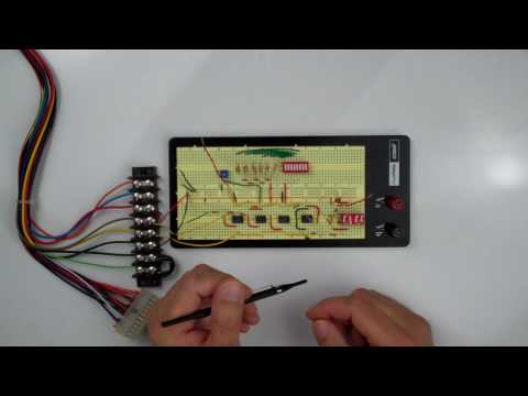 Tips for troubleshooting a complicated analog circuit on a solderless breadboard