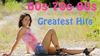 60s 70s 80s Greatest Hits (Part 1) - Non-Stop Classic Pop Songs
